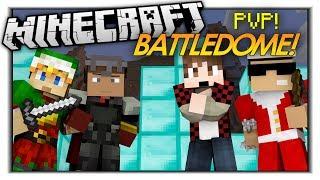 Minecraft: Battledome! DIAMONDS TO YOU! (6)