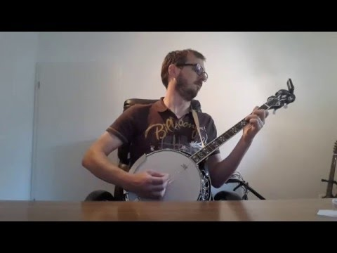 Chords for The Dubliners Ronny Drew McAlpines Fusiliers Tenor Banjo