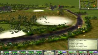 Eric Young's Squad Assault - Second Wave world war II real-time strategy game
