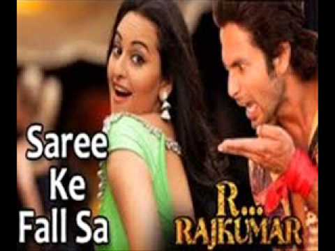 Saree Ke Fall Sa HD Song ft  Shahid Kapoor & Sonakshi Sinha R    Rajkumar Travel Video