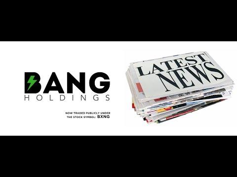 Computer America - Bang Holdings; News!