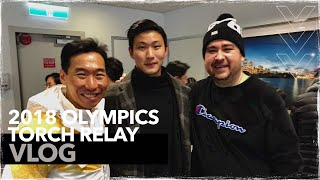 Pyeonchang Olympic Games Torch Relay ft. ChrisVlogs