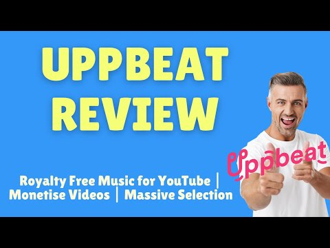 Uppbeat Review : Royalty Free Music for YouTube, Streaming and Podcasts thumbnail