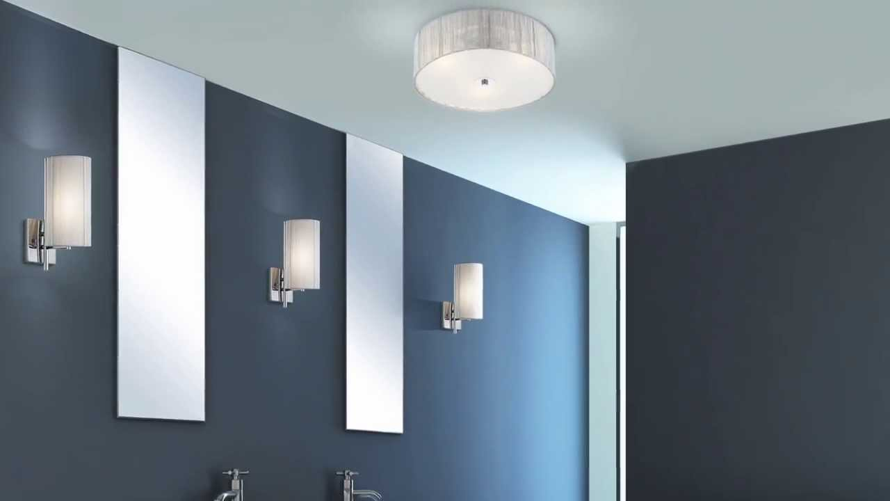 To Flush Mount or Semi-Flush Mount Light Fixtures? - YouTube