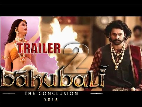 Thumbnail: Bahubali 2 The conclusion 2017 Full Movie HD Trailer Out Now