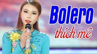 Bolero Ca Sĩ Trẻ Xinh Đẹp Thanh Thư Nghe Là Thích Mê - LK Nhạc Vàng Xưa Chấn Động Hàng Triệu Con Tim