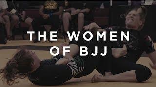 The Women of BJJ