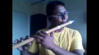 Chaha Hai Tujhko via Flute