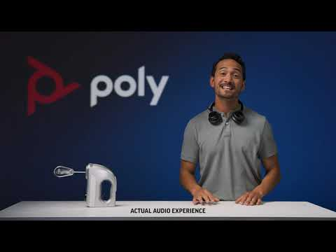 Poly Voyager Focus 2 - Acoustic Fence Technology Demo