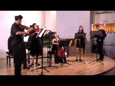 Telemann Concerto for two Clarinets (Chalumeaux) and Strings