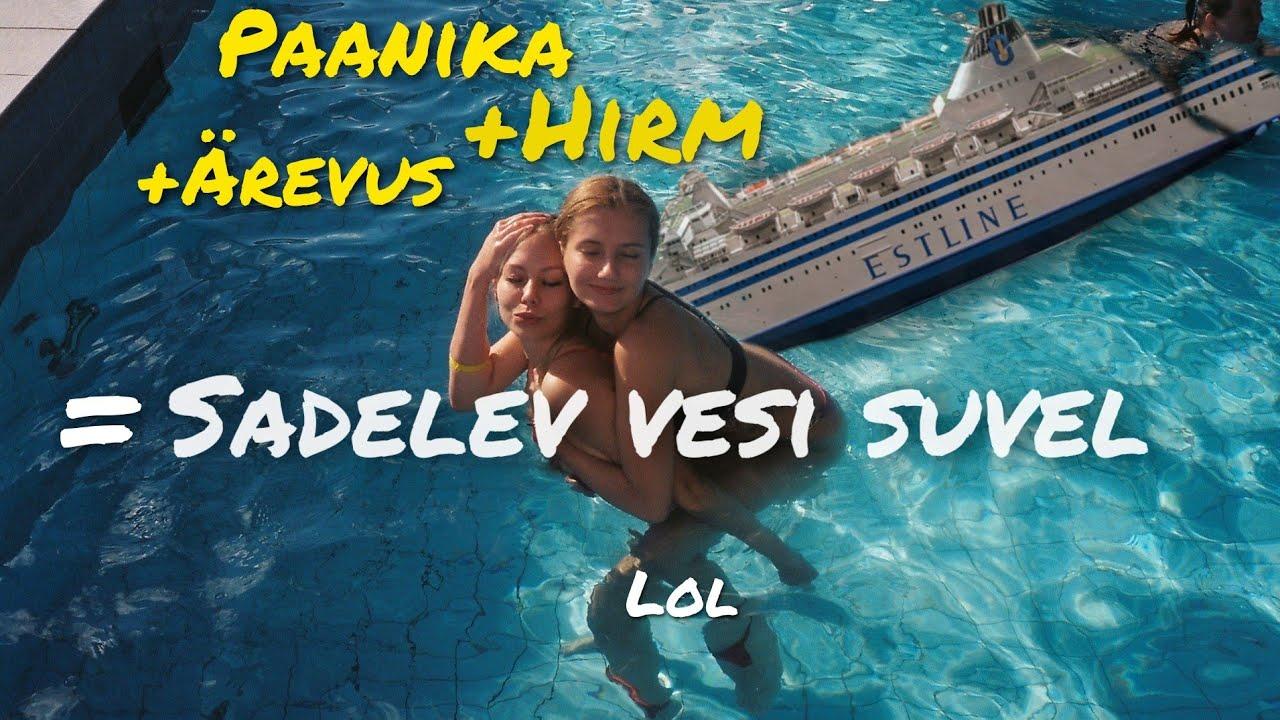 HIRM, ÄREVUS, PAANIKA: sädelev vesi suvel sünd? (very deep storytime) (cirngefest MM)