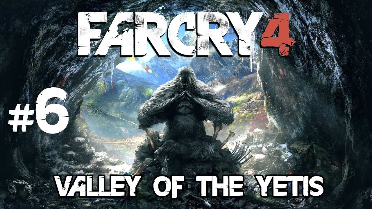 Far Cry 4 Dolina Yeti Pl 6 Artefakt Koniec Gry Youtube