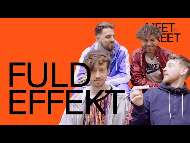 Meet 'n' Greet: Fuld Effekt
