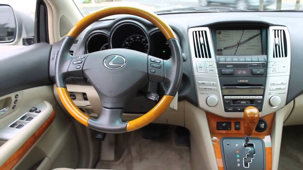2007 Lexus Rx 400h Used West Islip Babylon Bay S Huntington Long Island Ny U3034 You