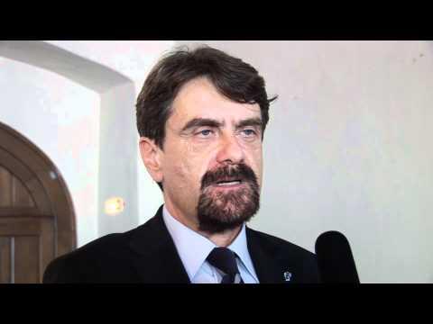 Interview mit Robert Schwartz, Leiter Rumänien-Redaktion, Deutsche Welle - Dinkelsbühl 2012