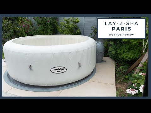 Lay Z Spa Paris Hot Tub Review