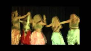 Balkan Madness/ Balkan Tribal Fusion with Chochek 9/8 Rhythm Balkan Gypsy Dance Thumbnail