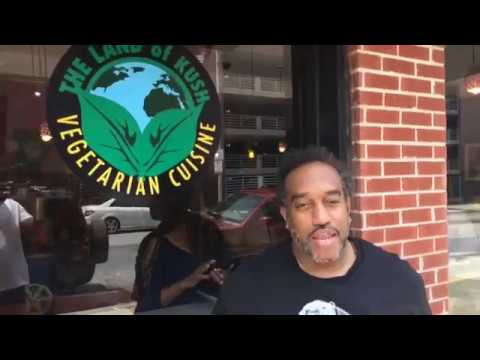 Interviewed Land of Kush Restaurant in Baltimore MD