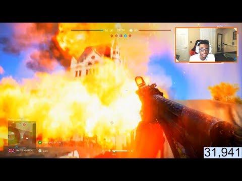 V1 ROCKET GAMEPLAY! - BATTLEFIELD 5 BETA GAMEPLAY on XBOX ONE X! (BATTLEFIELD V OPEN BETA)