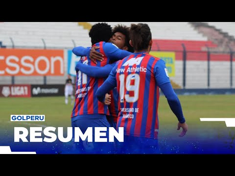 AD Cantolao Alianza Huanuco Goals And Highlights
