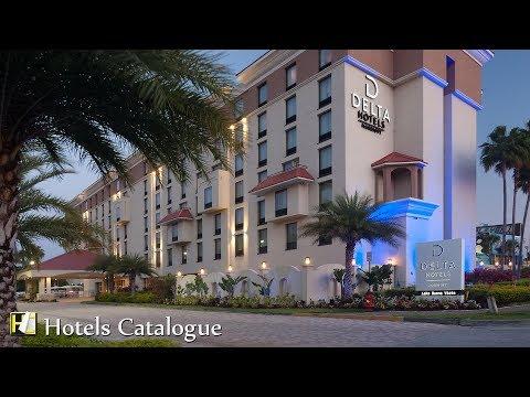 Delta Orlando Lake Buena Vista Hotel - Hotel near Walt Disney World Orlando