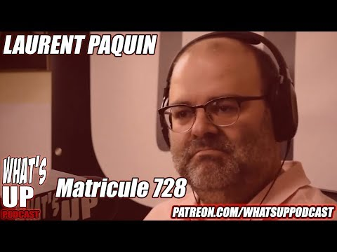Matricule 728 (What's Up Podcast)