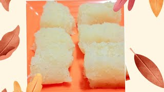 Coconut micham iruka donot waste it 2K VERSION soft & melts n mouth rich delicious MILKCOCONUT burfi