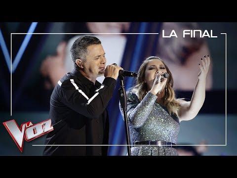 Alejandro Sanz y María Espinosa cantan 'Mi persona favorita' | La Final | La Voz Antena 3 2019