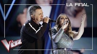 Alejandro Sanz y María Espinosa cantan 'Mi persona favorita' | La Final | La Voz Antena 3 2019 thumbnail