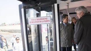 Inicio de operaciones de la Línea 2 del Mexibús Ecatepec – Coacalco – Tultitlán