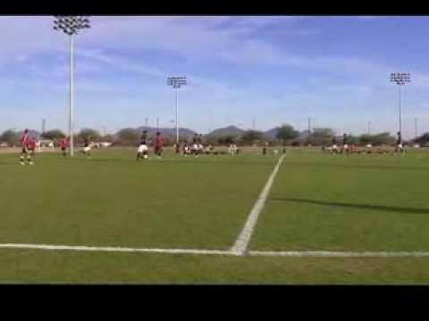 11-29-13 Elite Soccer U-19 Boys tied with Juventus 2-2, Chelsea Soccer Tournament