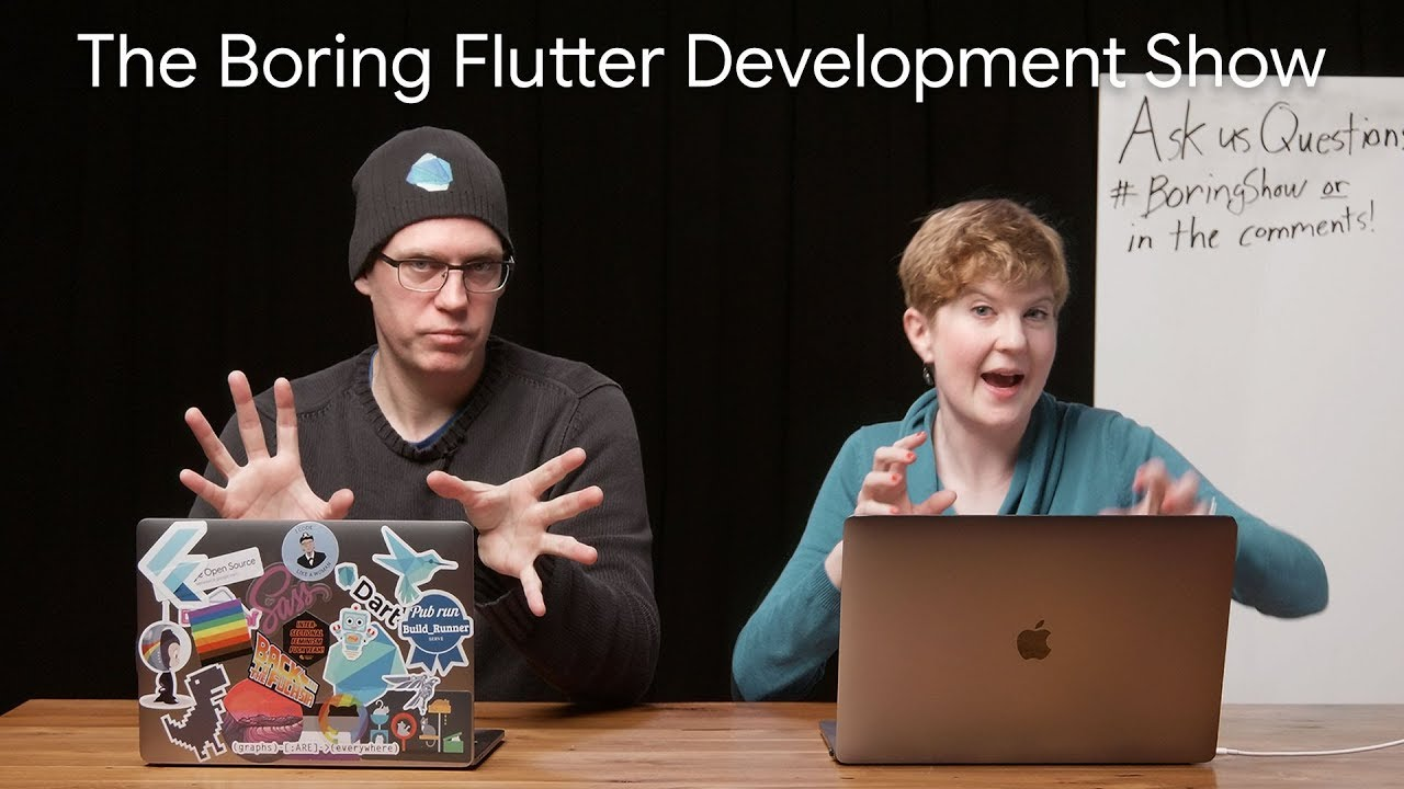Incorporating Web View into Your App (The Boring Flutter Development Show, Ep. 14)