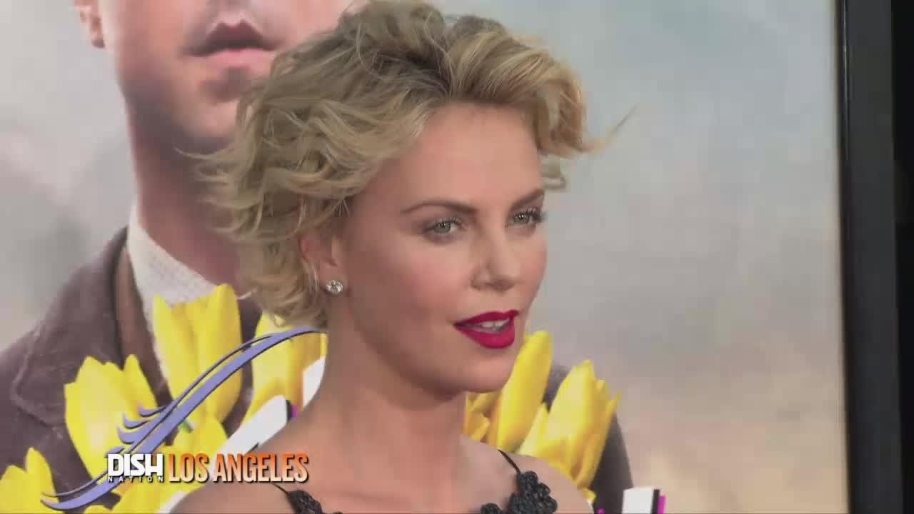 CHARLIZE THERON'S EPIC BATTLE WITH KEANU REEVES - YouTube