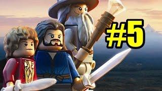 Смотреть Лего Хоббит прохождение #5