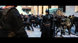Gambar cover The Dark Knight Rises Wall Street Clash