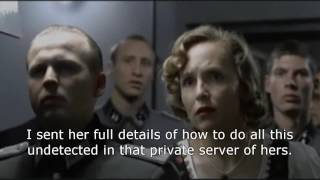 Hitler Reacts to Hillary Losing the Election 2016