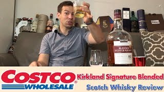 Costco Kirkland Signature Blended Scotch Whisky Review WhiskyWhistle 204 thumbnail
