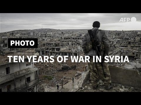 PHOTO - 10 years of war in Syria | AFP
