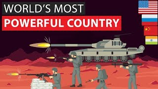 Top 20 Powerful Countries in The World 2019