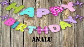 Analu   Wishes & Mensajes