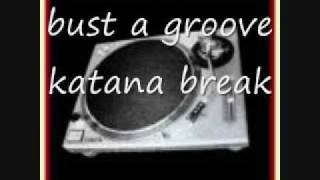 bust a groove - katana break