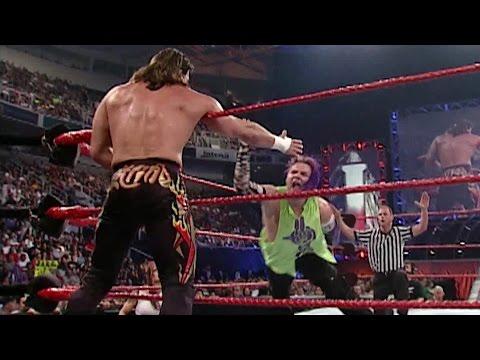 Jeff Hardy & Eddie Guerrero vs. Edge & Christian: Raw, May 21, 2001