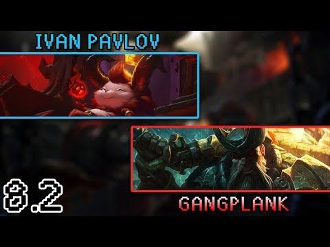 iPav's Teemo vs Gangplank - Patch 8.3