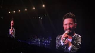 Tarkan Darüşşafaka Konseri-Teşekkür Konuşması ' Aşk İncelik İster-Unutmamalı
