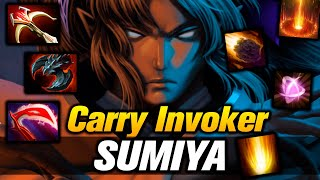 SumiYa Carry Invoker - Dota 2 Highlights TV