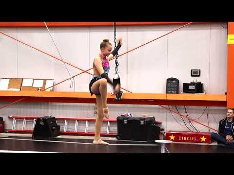 Eva Lou's 2018 Circus Smirkus Live Audition
