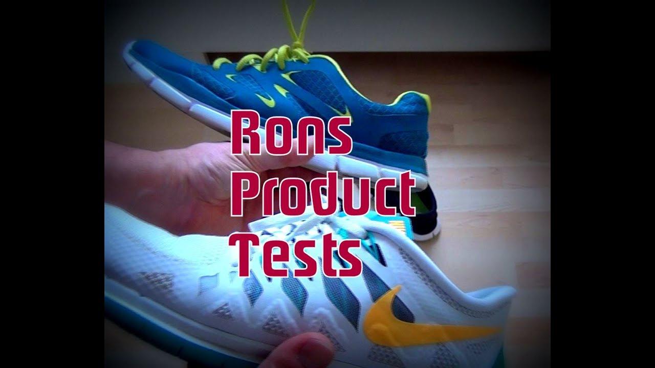 Nike Free 5.0 Herren Laufschuh Test