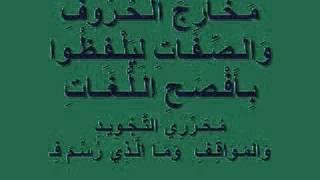 Matnul Jazariyah متن الجزرية     Q 1aad By Sh CXakiin Sh Cali Suufi XafidahuAllaah.wmv