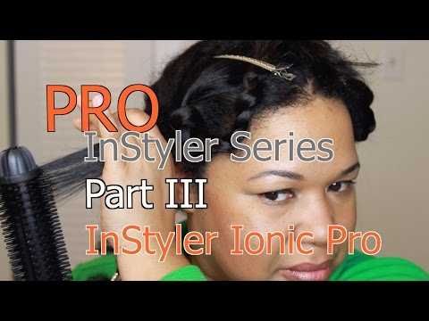 Instyler Ionic Pro | Natural Hair