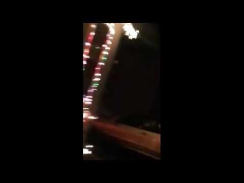 UFODI: UFO Dropping Orbs Of Light Over Santa Rosa California!
